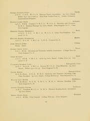 University of Massachusetts Amherst - Index Yearbook (Amherst, MA) online yearbook collection, 1895 Edition, Page 63