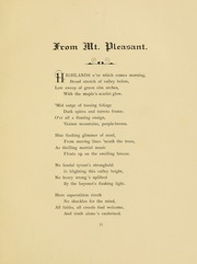 University of Massachusetts Amherst - Index Yearbook (Amherst, MA) online yearbook collection, 1895 Edition, Page 73