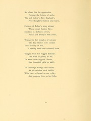 University of Massachusetts Amherst - Index Yearbook (Amherst, MA) online yearbook collection, 1895 Edition, Page 74 of 226