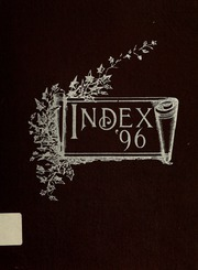 University of Massachusetts Amherst - Index Yearbook (Amherst, MA) online yearbook collection, 1896 Edition, Cover