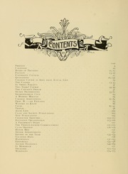 Page 14, 1896 Edition, University of Massachusetts Amherst - Index Yearbook (Amherst, MA) online yearbook collection