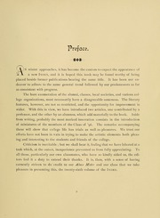 Page 15, 1896 Edition, University of Massachusetts Amherst - Index Yearbook (Amherst, MA) online yearbook collection