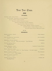 University of Massachusetts Amherst - Index Yearbook (Amherst, MA) online yearbook collection, 1896 Edition, Page 51