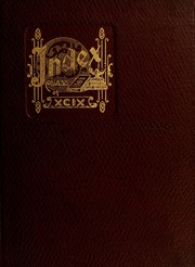 University of Massachusetts Amherst - Index Yearbook (Amherst, MA) online yearbook collection, 1899 Edition, Cover