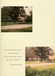 University of Massachusetts Amherst - Index Yearbook (Amherst, MA) online yearbook collection, 1966 Edition, Page 9