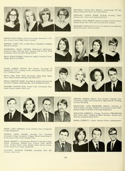 University of Massachusetts Amherst - Index Yearbook (Amherst, MA) online yearbook collection, 1969 Edition, Page 442