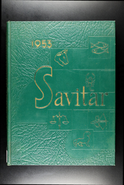 University of Missouri - Savitar Yearbook (Columbia, MO) online yearbook collection, 1953 Edition, Cover