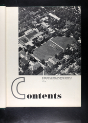 Page 11, 1953 Edition, University of Missouri - Savitar Yearbook (Columbia, MO) online yearbook collection