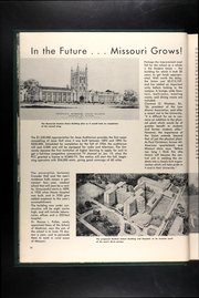 Page 14, 1953 Edition, University of Missouri - Savitar Yearbook (Columbia, MO) online yearbook collection
