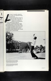 Page 11, 1985 Edition, University of Missouri - Savitar Yearbook (Columbia, MO) online yearbook collection