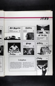 Page 7, 1985 Edition, University of Missouri - Savitar Yearbook (Columbia, MO) online yearbook collection
