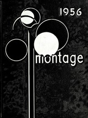 University of Montevallo - Montage Technala Yearbook (Montevallo, AL) online yearbook collection, 1956 Edition, Cover