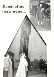 Page 10, 1956 Edition, University of Montevallo - Montage Technala Yearbook (Montevallo, AL) online yearbook collection
