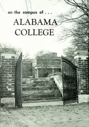 Page 12, 1956 Edition, University of Montevallo - Montage Technala Yearbook (Montevallo, AL) online yearbook collection
