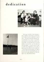 Page 15, 1956 Edition, University of Montevallo - Montage Technala Yearbook (Montevallo, AL) online yearbook collection