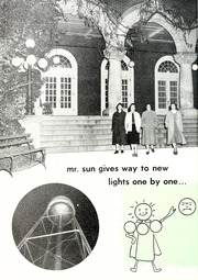 Page 8, 1956 Edition, University of Montevallo - Montage Technala Yearbook (Montevallo, AL) online yearbook collection