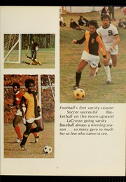 Page 17, 1974 Edition, University of New Haven - Chariot Yearbook (West Haven, CT) online yearbook collection