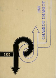 University of New Haven - Chariot Yearbook (West Haven, CT) online yearbook collection, 1978 Edition, Cover
