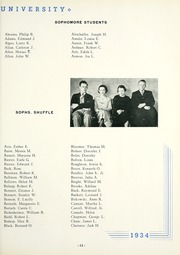 University of Toledo - Blockhouse Yearbook (Toledo, OH) online yearbook collection, 1934 Edition, Page 57