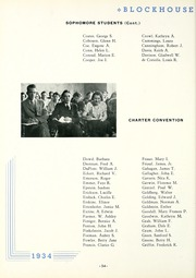 University of Toledo - Blockhouse Yearbook (Toledo, OH) online yearbook collection, 1934 Edition, Page 58 of 208