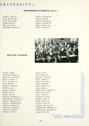 University of Toledo - Blockhouse Yearbook (Toledo, OH) online yearbook collection, 1934 Edition, Page 59
