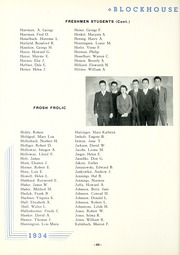 University of Toledo - Blockhouse Yearbook (Toledo, OH) online yearbook collection, 1934 Edition, Page 70