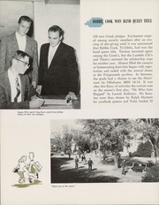 University of Tulsa - Kendallabrum (Tulsa, OK) online yearbook collection, 1957 Edition, Page 10