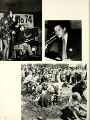 Page 12, 1970 Edition, University of Tulsa - Kendallabrum (Tulsa, OK) online yearbook collection