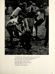 Page 13, 1970 Edition, University of Tulsa - Kendallabrum (Tulsa, OK) online yearbook collection