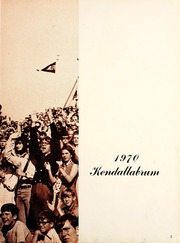 Page 7, 1970 Edition, University of Tulsa - Kendallabrum (Tulsa, OK) online yearbook collection