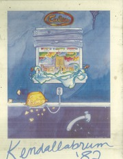 University of Tulsa - Kendallabrum (Tulsa, OK) online yearbook collection, 1982 Edition, Cover