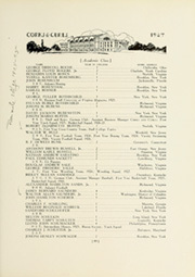 University of Virginia - Corks and Curls Yearbook (Charlottesville, VA) online yearbook collection, 1927 Edition, Page 101