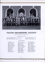 University of Virginia - Corks and Curls Yearbook (Charlottesville, VA) online yearbook collection, 1937 Edition, Page 249