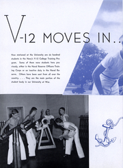 Page 7, 1944 Edition, University of Virginia - Corks and Curls Yearbook (Charlottesville, VA) online yearbook collection