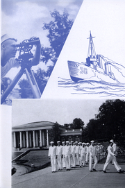 Page 8, 1944 Edition, University of Virginia - Corks and Curls Yearbook (Charlottesville, VA) online yearbook collection