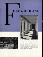Page 10, 1955 Edition, University of Virginia - Corks and Curls Yearbook (Charlottesville, VA) online yearbook collection