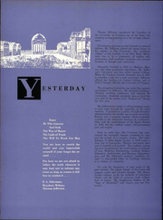 Page 12, 1955 Edition, University of Virginia - Corks and Curls Yearbook (Charlottesville, VA) online yearbook collection