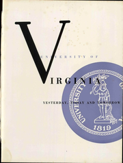 Page 7, 1955 Edition, University of Virginia - Corks and Curls Yearbook (Charlottesville, VA) online yearbook collection