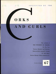 Page 9, 1955 Edition, University of Virginia - Corks and Curls Yearbook (Charlottesville, VA) online yearbook collection