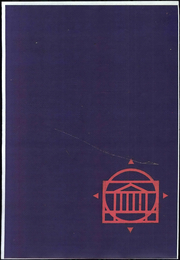 University of Virginia - Corks and Curls Yearbook (Charlottesville, VA) online yearbook collection, 1968 Edition, Cover