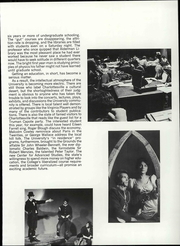 Page 13, 1968 Edition, University of Virginia - Corks and Curls Yearbook (Charlottesville, VA) online yearbook collection