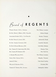 Page 10, 1939 Edition, University of the South - Cap and Gown Yearbook (Sewanee, TN) online yearbook collection