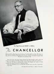 Page 11, 1939 Edition, University of the South - Cap and Gown Yearbook (Sewanee, TN) online yearbook collection