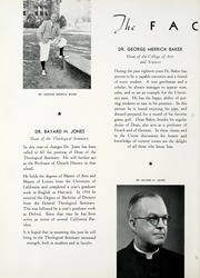 Page 14, 1939 Edition, University of the South - Cap and Gown Yearbook (Sewanee, TN) online yearbook collection