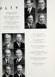 Page 15, 1939 Edition, University of the South - Cap and Gown Yearbook (Sewanee, TN) online yearbook collection