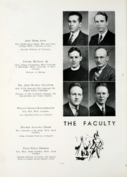 Page 16, 1939 Edition, University of the South - Cap and Gown Yearbook (Sewanee, TN) online yearbook collection