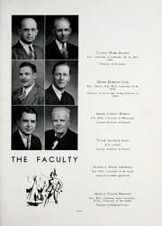 Page 17, 1939 Edition, University of the South - Cap and Gown Yearbook (Sewanee, TN) online yearbook collection