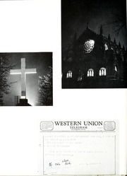 Page 16, 1961 Edition, University of the South - Cap and Gown Yearbook (Sewanee, TN) online yearbook collection
