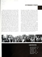 Page 9, 1961 Edition, University of the South - Cap and Gown Yearbook (Sewanee, TN) online yearbook collection