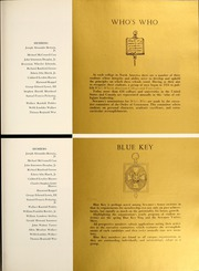 University of the South - Cap and Gown Yearbook (Sewanee, TN) online yearbook collection, 1963 Edition, Page 135